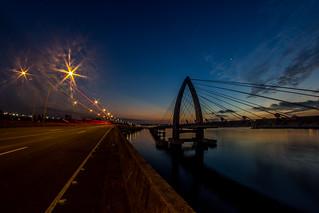 Flare na Ponte - Rio de Janeiro
