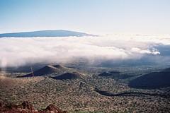 craters (-Mina-) Tags: hawaii volcano film analog usa maunakea nature landscape sunset minolta hiking