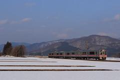 田沢湖線 701系 (piero-kun) Tags: train japan 鉄道 jr jr東日本 田沢湖線 701系