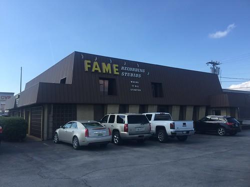 FAME Studio rear