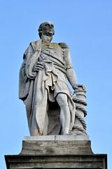 Lord Collingwood (42jph) Tags: nikon d7200 tynemouth north tyneside uk england statue admiral lord collingwood