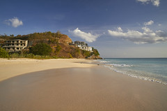 Ffreyes Beach at Sunset (ronmcmanus1) Tags: antigua architecture beach landscape outdoors waterwaterfront jollyharbour stmarysparish antiguabarbuda caribbean