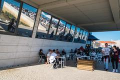 Lisbon harbour (Maria Eklind) Tags: caisdosodré caissodré bridge street water spegling city portugal dock hamn cityview flod reflection streetview portodelisboa lissabon harbour lisbon lisboa pt