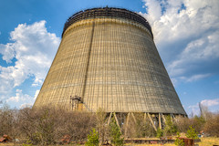 Cooling tower (___pete___) Tags: chernobyl pripyat nuclear abandoned ukraine cooling tower
