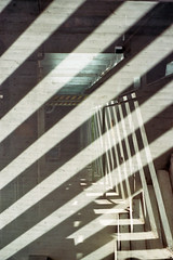 multiple exposure 1 (/christian_schuller) Tags: mx multipleexposure mehrfachbelichtung kodakportra400 nikonf3 35mm analogue analog filmisnotdead ishootfilm filmphotography shapes light geometric stripes regensburg filmisawesome