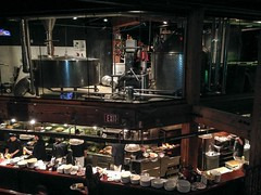 20170321_iPhone_0007 (Bruce McPherson) Tags: brucemcphersonphotography brewhouse brewhouserestaurant mjgbrewhouse brewhousewhistler brewhousepub lowlight nightphotography coloredlights whistlerbynight whistler bc canada finedining casualdining