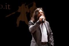 Matteo Strukul (Sugarpulp) Tags: sugarpulp teatrofilarmonico piovedisacco chronicae festival romanzostorico libri letteratura