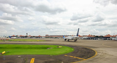 Taxiing to the runway (A. Wee) Tags: jakarta indonesia 雅加达 cgk airport 机场 印尼