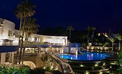An evening in Algarve (somabiswas) Tags: vilavitaparc resort night algarve portugal lights pool saariysqualitypictures