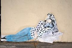_DSC8041_v1 (Pascal Rey Photographies) Tags: streetart streetphotography arturbain papiercollé photographiecontemporaine photos photographie photography photograffik pascalreyphotographies aruba abw
