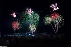 Dubai Fireworks (Digimortal-Photography) Tags: dubai beach fireworks eid aladha uae
