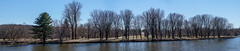 Terre-des-Jeunes, le 14 avril 2017 (guysamsonphoto) Tags: guysamson sonyalpha7mkii sony70200f4 panorama victo victoriaville rivière river rivièreduquébec rivièrenicolet hdr