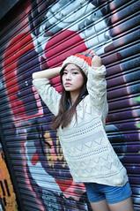 Yibi0026 (Mike (JPG直出~ 這就是我的忍道XD)) Tags: yibi 西門町 d300 model beauty 外拍 portrait 2013 fifi