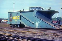 MEC 79 (Chuck Zeiler) Tags: mec 79 railroad snow plow chuck zeiler chz