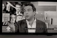 _DSF4998 copie (sergedignazio) Tags: france paris fuji xpro2 émission tv c à vous nathalie arthaud 2 élection présidentielle