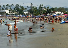 La Plage (knightbefore_99) Tags: plage playa beach cool warm west coast nayarit rincon guayabitos mexico mexican party holiday awesome sea sun sand