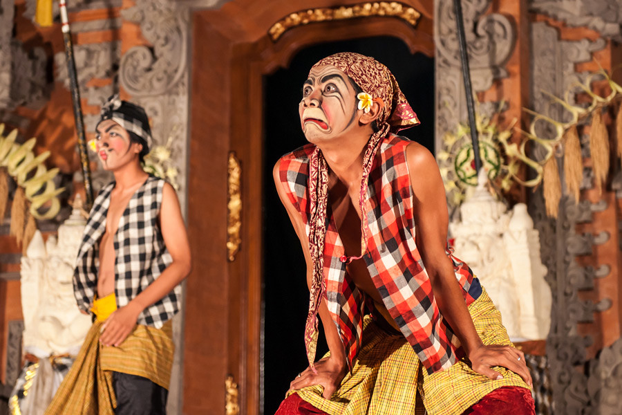 Bali Arts Festival there will be traditional performances like the Barong Dance