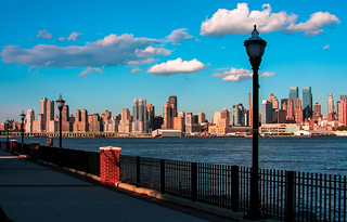 A View from Weehawken NJ