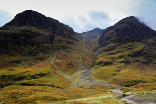 Glen Coe Mountains | Highland, Scotland