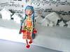 Zuza (* Cláudia Helena * brincadeira de papel *) Tags: brazil brasil doll boneca papermache zuza papiermachè papelmachê cláudiahelena