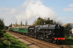 92214 (LMSlad) Tags: black easter br great traction central railway standard loughborough 9f 92214