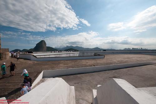 2014 - Passeio ao Forte de Santa Cruz, Jurujuba, Niterói,RJ, Outono
