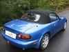 08 Mazda MX5 NA mit Akustik Luxus Verdeck und Glasscheibenumrüstung von CK-Cabrio bs 01