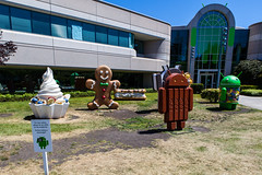 Google Android (PR Photography) Tags: california usa google northamerica mountainview