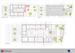 Concurso Restauración Museo Villa Alegre 2 (PLAN Arquitectos) Tags: chile plan villaalegre arquitectos arquitectoschilenos planarquitectos restauraciónmuseovillaalegre museovillaalegre