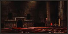 SEU-MANRESA-FOTOS-PAISATGES-MISTICA-CATALUNYA-BASILICA-SECRETS-FOSCOR-ARTISTA-PINTOR-ERNEST DESCALS (Ernest Descals) Tags: pictures paisajes art architecture arquitectura artwork ancient arte cathedral interior basilica magic gothic catedral catalonia seu fotos artistas painter saber wise knowledge catalunya secrets pintor catalua feelings mysteries artistes artista catedrales magia oscuridad manresa secretos gotico paisatges puertas experiencias columnas visitar misterios llocs catalans maestros mistica legado vivir misticismo goticas antigedad tercerojo catalanes constructores sabios foscor misticos magics mistics fotogafia laseudemanresa lugaresmagicos ernestdescals miradainterior artistescatalans sensitivos misteriosdesvelados fotosernestdescals poderesmagicos