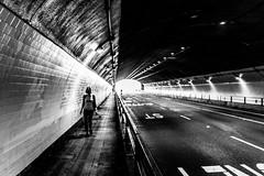 San Francisco - Stockton Street Tunnel (Joris_Louwes) Tags: sanfrancisco california street light unitedstates tunnel