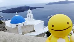 smiley 05 (Kenny_Humby) Tags: greek hellas santorini greece grecia smiley griechenland grce mykonos thira grcia thera griekenland yunanistan grekland kreikka   grkenland grgorszg  ecko
