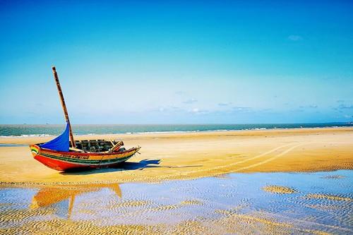 Praia do Calhau / São Luís, Maranhão