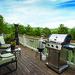 Blossman Outdoor Grilling View