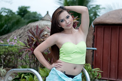 Visiting Antipolo (Kenneth C. Paige) Tags: girls hot sexy beauty angel model pretty farm philippines 63 resort manila rizal pinay bianca lovely antipolo filipinas loreland isip condez lorelandfarmresort angelcondez biancaisip