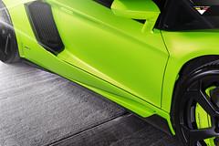 Vorsteiner's Verde Ithaca Aventador-V (Vorsteiner) Tags: verde green side rear wing front lip ithaca carbon hulk fiber incredible lamborghini diffuser blades skirts aero active spoiler vorsteiner aventador aventadorv