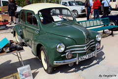 Renault 4CV (fangio678) Tags: classic cars french francaise 04 voiture renault collection coche alsace oldtimer 06 ancienne 2014 youngtimer 4cv voituresanciennes chatenois