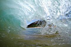 big beach barrel (Aaron Lynton) Tags: beach canon hawaii big barrels barrel maui 7d spl bigbeach barrelling luckywelivehawaii lyntonproductions