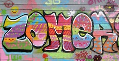 "zomerspelen 2013 Graffiti workshop • <a style=""font-size:0.8em;"" href=""http://www.flickr.com/photos/125345099@N08/14220582878/"" target=""_blank"">View on Flickr</a>"