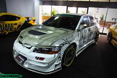 Mitsubishi Lancer Evolution VIII Jackie Chan Edition (fuelgarden) Tags: show international malaysia motor kuala kualalumpur lumpur carphotography carculture automotivephotography 2013