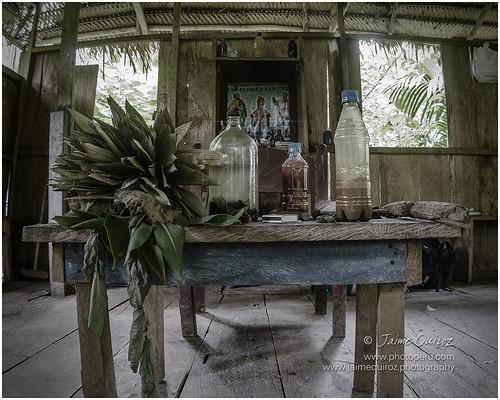 shamans house