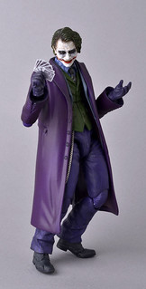 MEDICOM  MAFEX The Joker