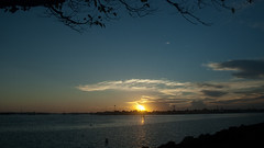 DSC_3112 (deoka17) Tags: sunset bali serangan romanticsunset