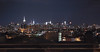 View from a Brooklyn Balcony (tmattioni) Tags: brooklyn night balcony condo newyorkcityskyline top20flickrskylines