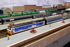 2014_05_23-11 (jonf45 - 3 million views-Thank you) Tags: city layout model br rail railway trains class british network bachmann southeast 50 oo gauge hornby inter nse peco heljan 50048