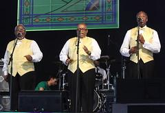 New Orleans Gospel Performers @ Jazzfest (2014) 14 - Zion Harmonizers