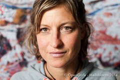 adidas at Melloblocco 2014 - Mayan Smith-Gobat NZL