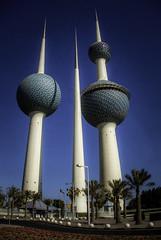 Kuwait Towers (Azarbhaijaan) Tags: pentax kuwait kuwaittowers baghdadi pentaxk10d azharmunir drpanga