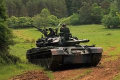 Romanian tanks attack during Combined Resolve II (7th Army Training Command) Tags: germany europe armor nato tanks usarmy hohenfels usareur 1stcavalrydivision jmrc useuropeancommand 7tharmy eucom jmtc ironhorsebrigade regionallyalignedforce europeanrotationalforce europeanactivityset combinedresolveii