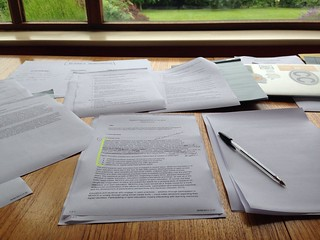 resorting to paper... #research#  #proposal
